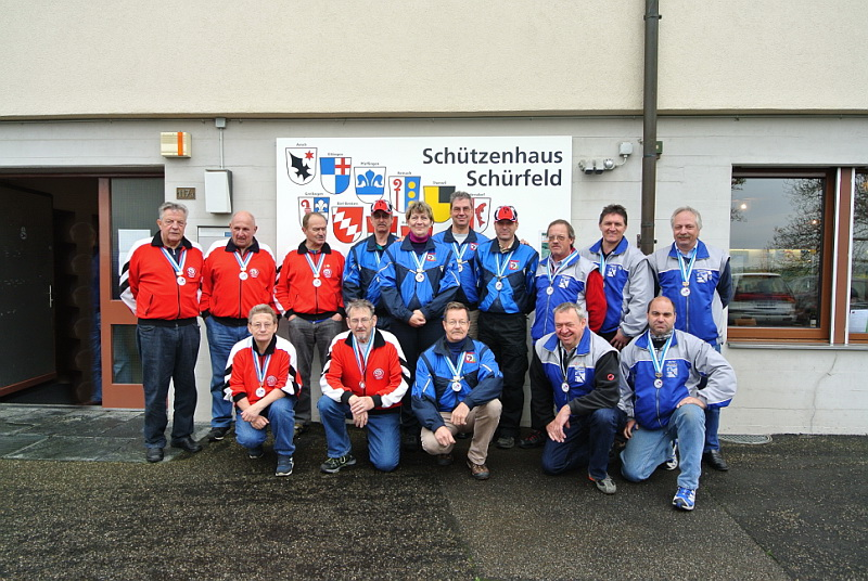 GM Bezirksrunde 2014