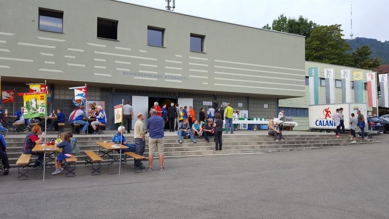 Gruppenmeisterschaftsfinal 300m 2016